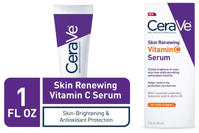 CeraVe Vitamin C Serum with Hyaluronic Acid review
