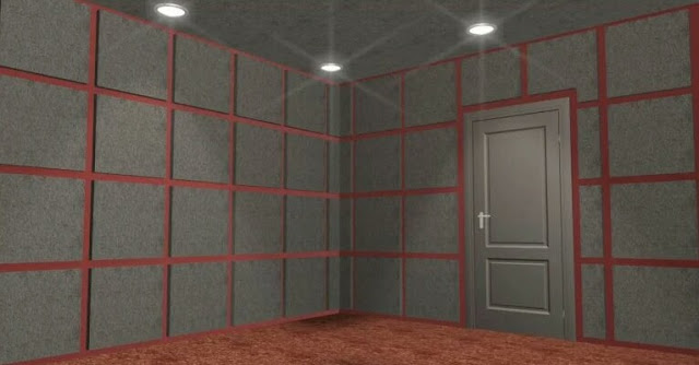 how to make a soundproof room