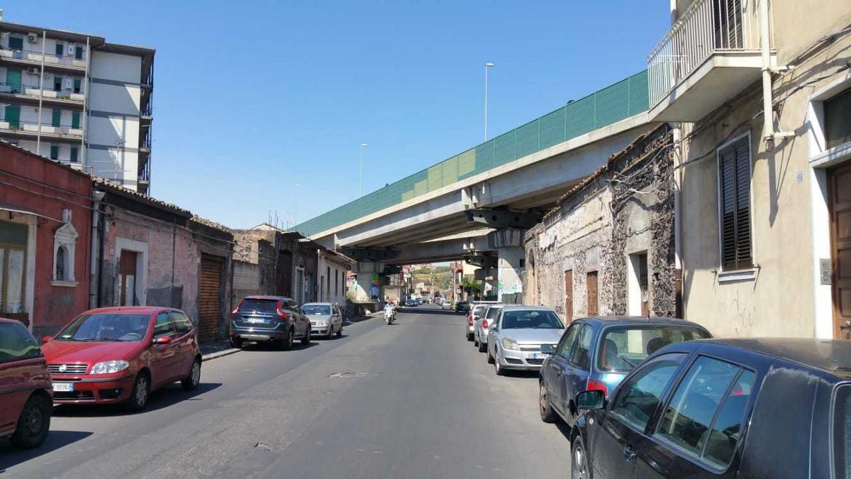 via palermo a Catania