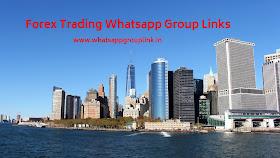 Whatsapp Group Link: Forex Trading Whatsapp Group Links
