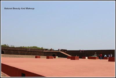 Information Plaque , Aguada Fort