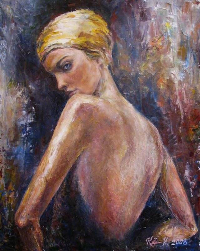 Талантливая российская художница. Круглова Ирина