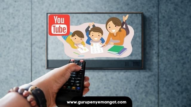 Karangan Tentang Pengalaman Belajar di Rumah Menggunakan YouTube