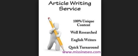 How To Write A Good Post For  Blog-www.missingseo.com