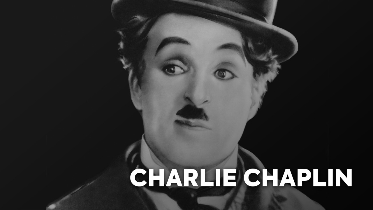 LENDAS DE HOLLYWOOD | Charles Chaplin (1889 - 1977)
