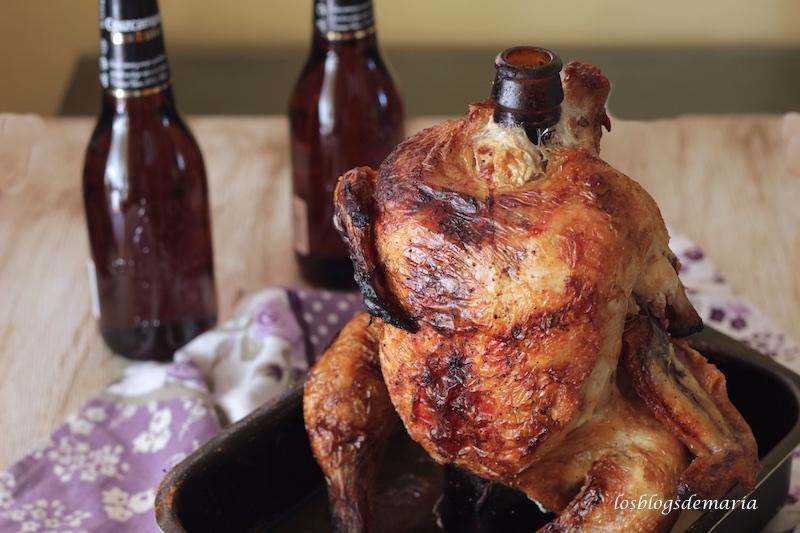 Pollo enculado