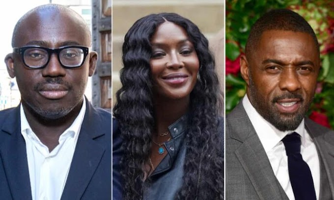 Idris Elba, Naomi Campbell sign letter backing gay rights in Ghana