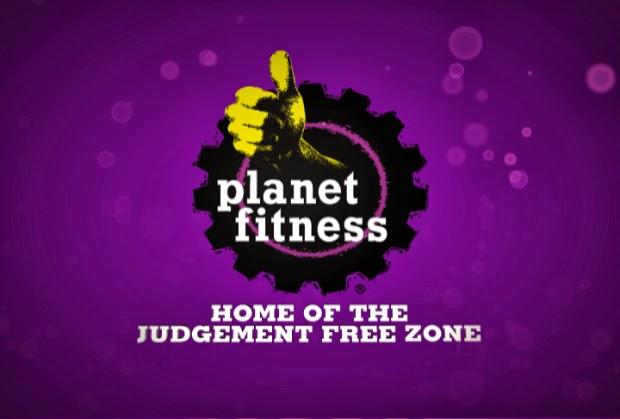 Graphic Design Blog Planet Fitness
