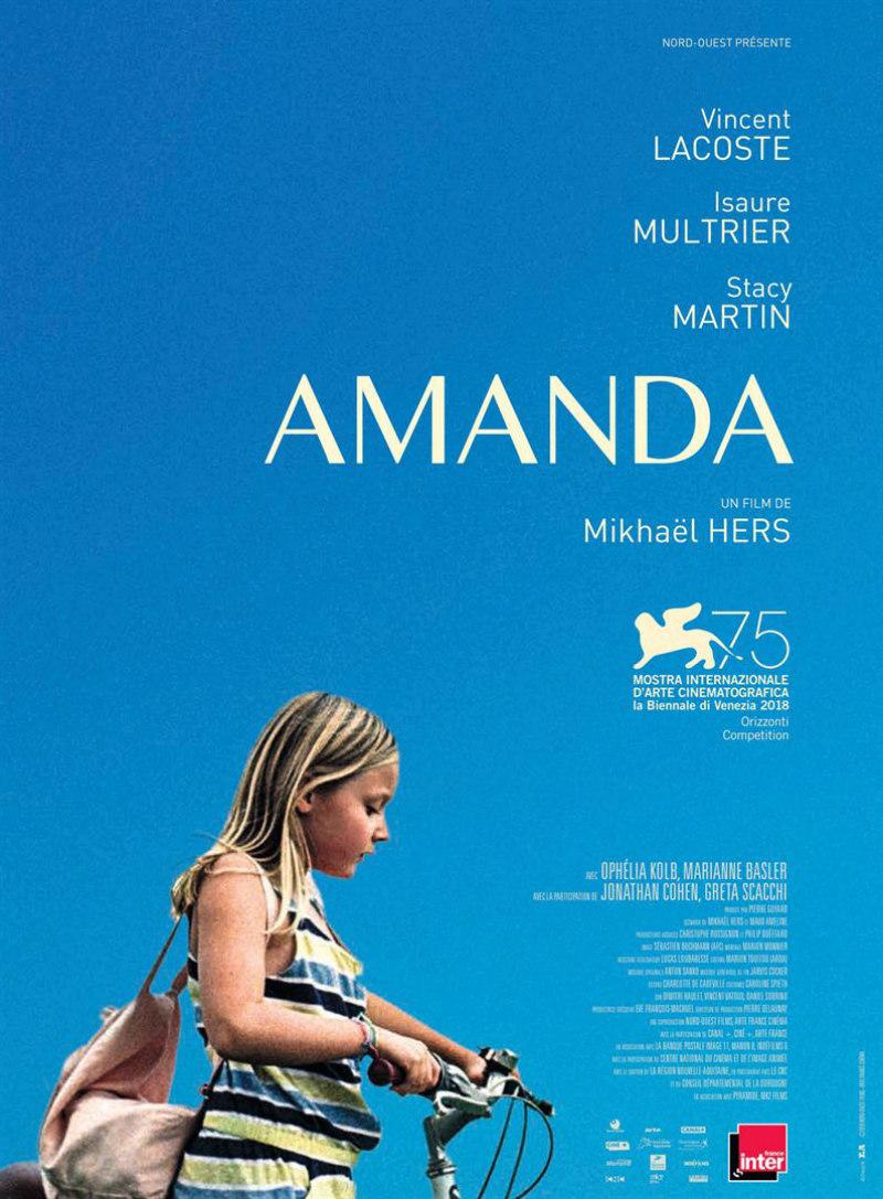 amanda film poster