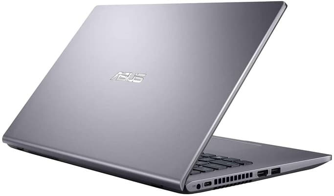 ASUS M409DA-BV646: portátil ultrabook de 14'' con procesador AMD Ryzen 5, disco SSD y teclado QWERTY en español