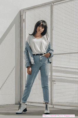 2020 - 2021 womens Denim/jeans trends, Jeans for women. 3 Label Ashish Kumar