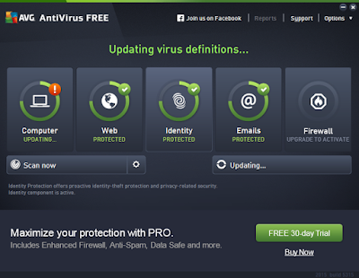 إيه في جي تكنولوجيز AVG AntiVirus