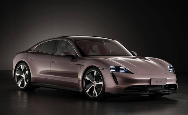 Reasons Why the Porsche Taycan Is the best Luxury EV