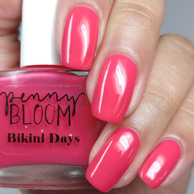 Penny Bloom Nail Polish - Bikini Days