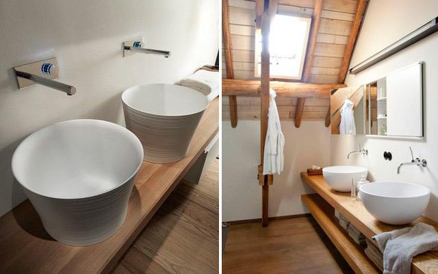 Marzua lavabos sobre encimera - Lavabos sobre encimera ...