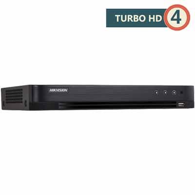 Đầu ghi 16 kênh HDTVI 5MP H.265+ Hikvision DS-7216HUHI-K2 chín hãng tại bến Tre