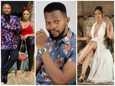 """""""I Will Leave Nollywood If You Can Prove That Your Bride Prize Was Paid"""" - Uche Maduagwu Dares Rosy Meurer"""