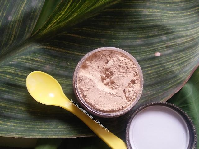 Mitti Se.Wild Essence Face Scrub Powder Review