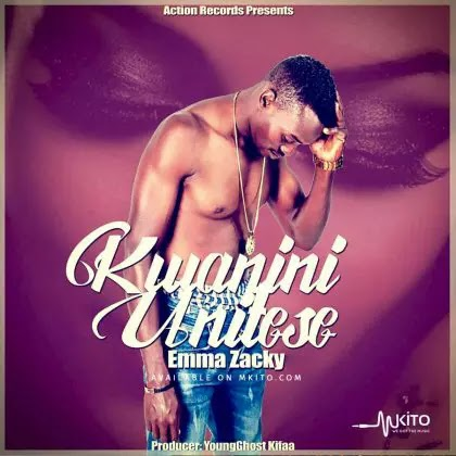 Download  Audio | Emma Zacky - Kwanini Unitese