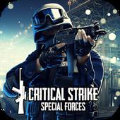 تحميل لعبة Critical Strike CS: Special Forces للأندرويد XAPK