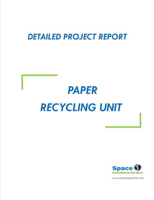 Project Report on Paper Recycling Unit