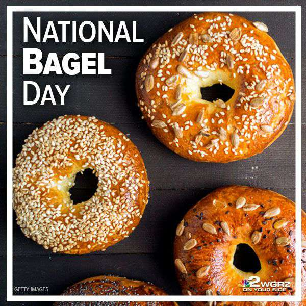 National Bagel Day Wishes Awesome Picture