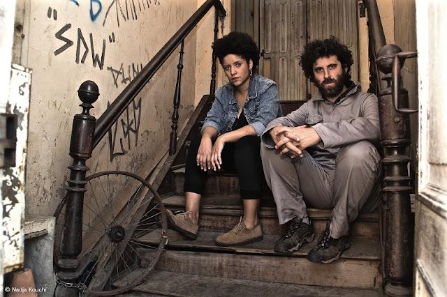 Craca e Dani Nega e o Dispositivo Tralha fazem única apresentação no terraço da Casa Palco
