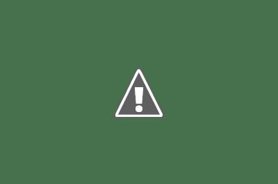 Imagem de loja em cor azul