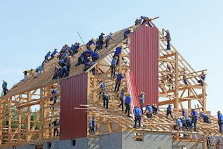 közös építés a közösség
