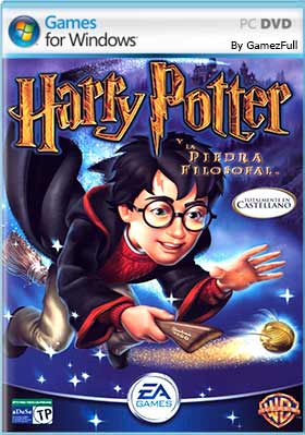 Harry Potter Y La Piedra Filosofal Pc Full Español Mega Gamezfull
