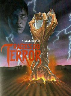 A Maldição: Raízes do Terror - DVDRip Dublado