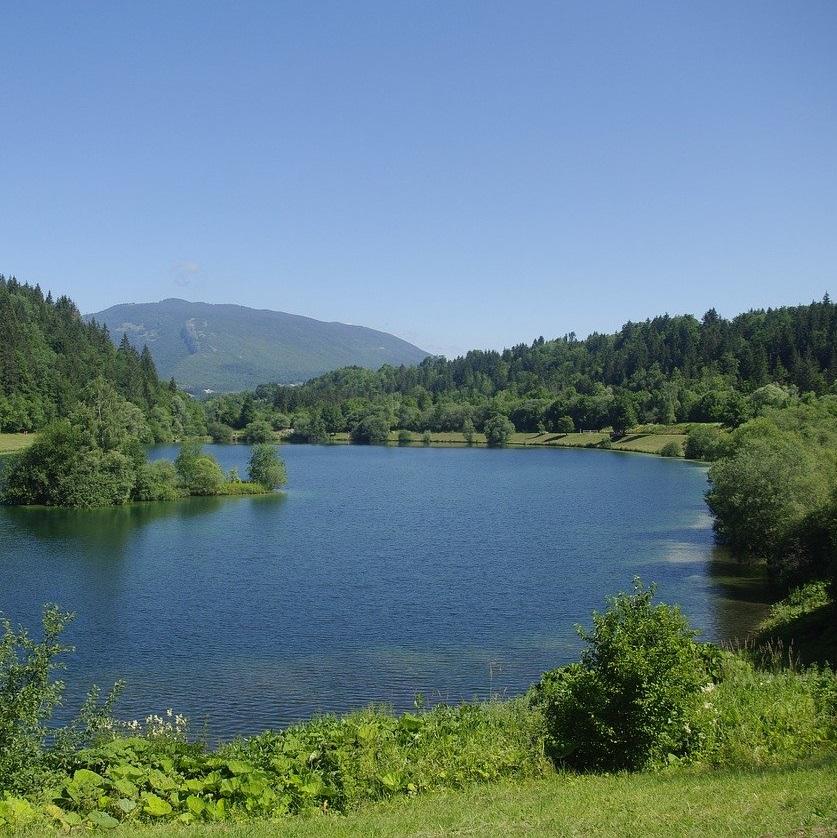 lac de saint clair