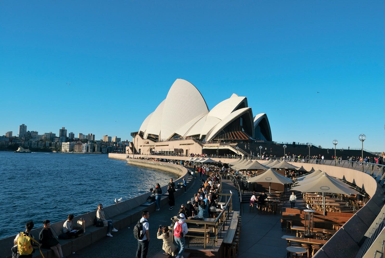 opera house circular quay sydney