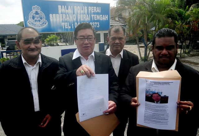 Parti Cinta Malaysia Dakwa Lim Guan Eng Menghasut! #PCM