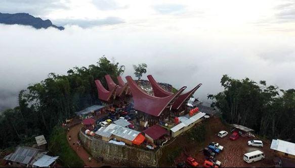 Penginapan Lolai Toraja