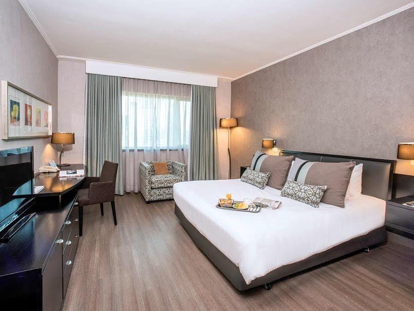 Hotel Mercure Santiago Centro - Hotéis em Santiago