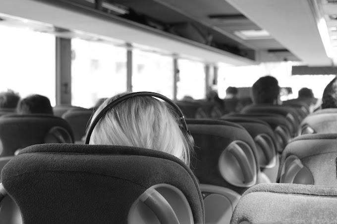 Breves tips para sobrellevar el viaje en Autobus