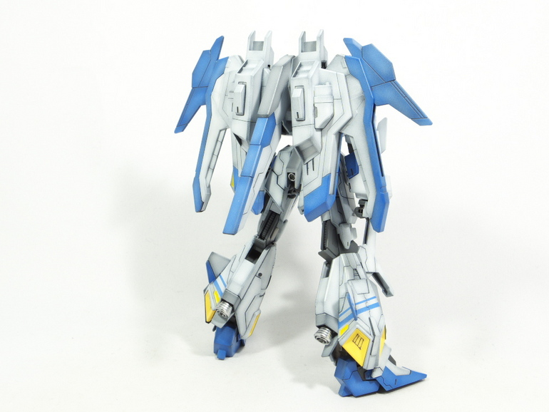 Custom Build: HGBF 1/144 Lightning Zeta Gundam