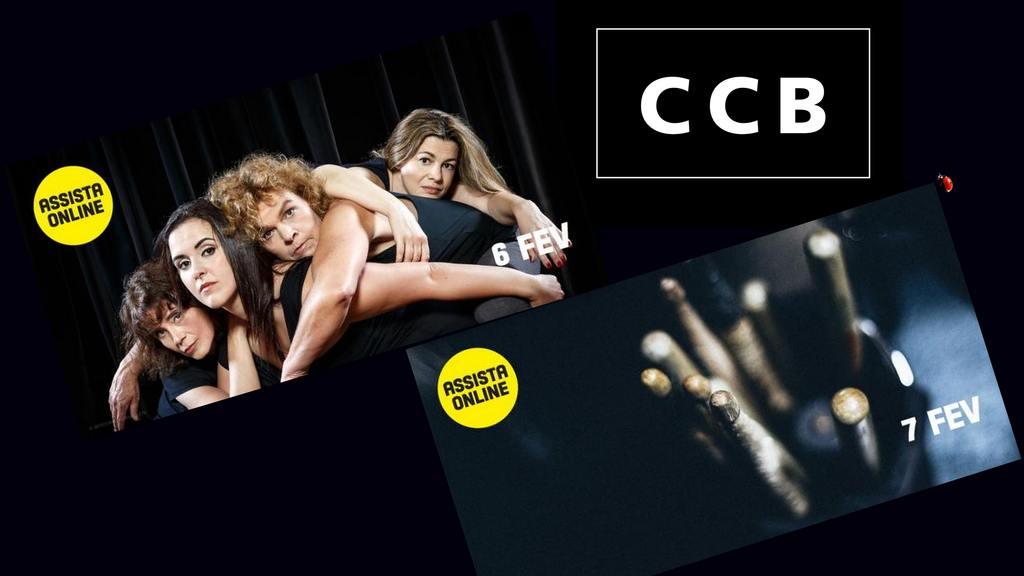 CCB Digital - Jogo de Damas ao vivo na Praça CCB, dia 6 de fevereiro | Drumming – Steve Reich, Orquestra de Câmara Portuguesa ao vivo na Praça CCB, dia 7 de fevereiro