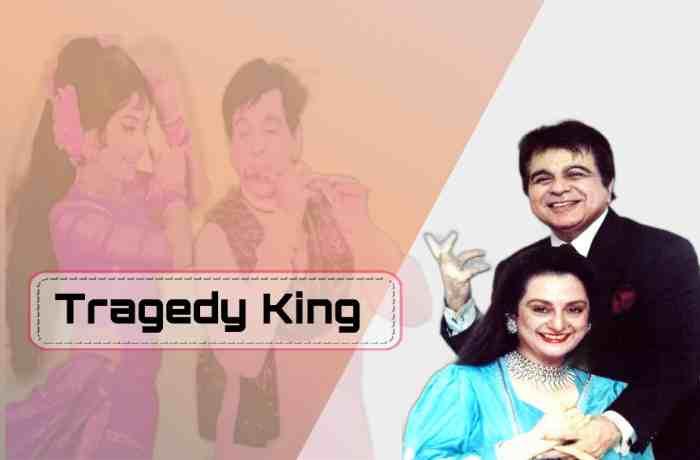 Tragedy King Dilip Kumar