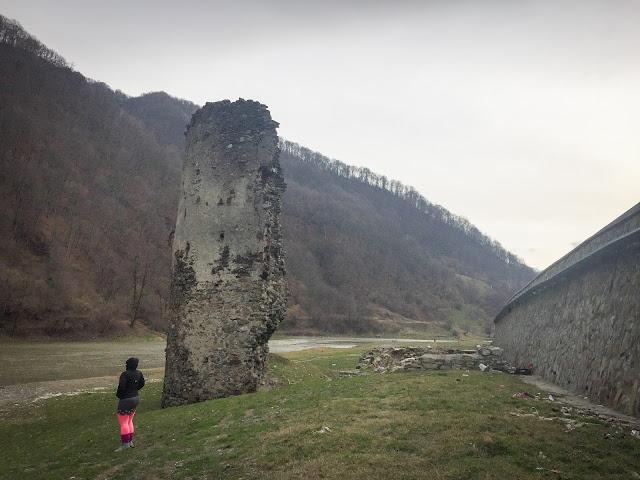 Turnul Spart, Boita, Romania