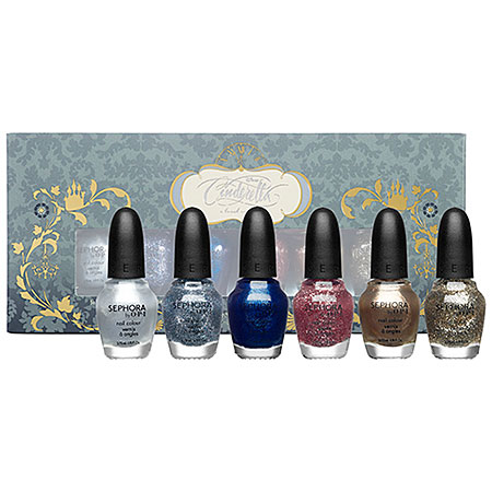 Disney Cinderella Collection by Sephora