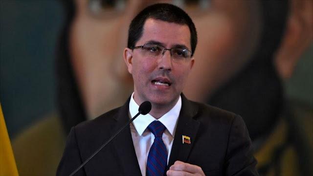 Arreaza considera hipócrita preocupación de EEUU por Venezuela