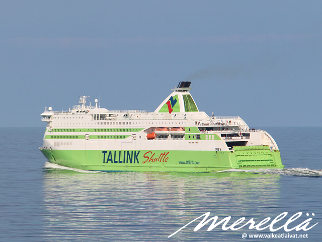 Tallinnaan matkustaminen
