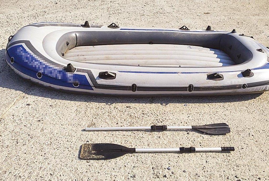 Έβρος: Περνούσαν παράνομα στην Ελλάδα με βάρκα