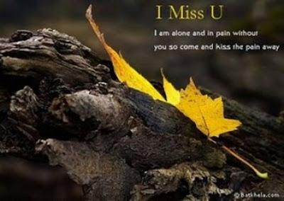 A SilverLining...: Miss u a lot Sweet Heart - 2