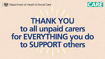 Thank you to all unpaid carers