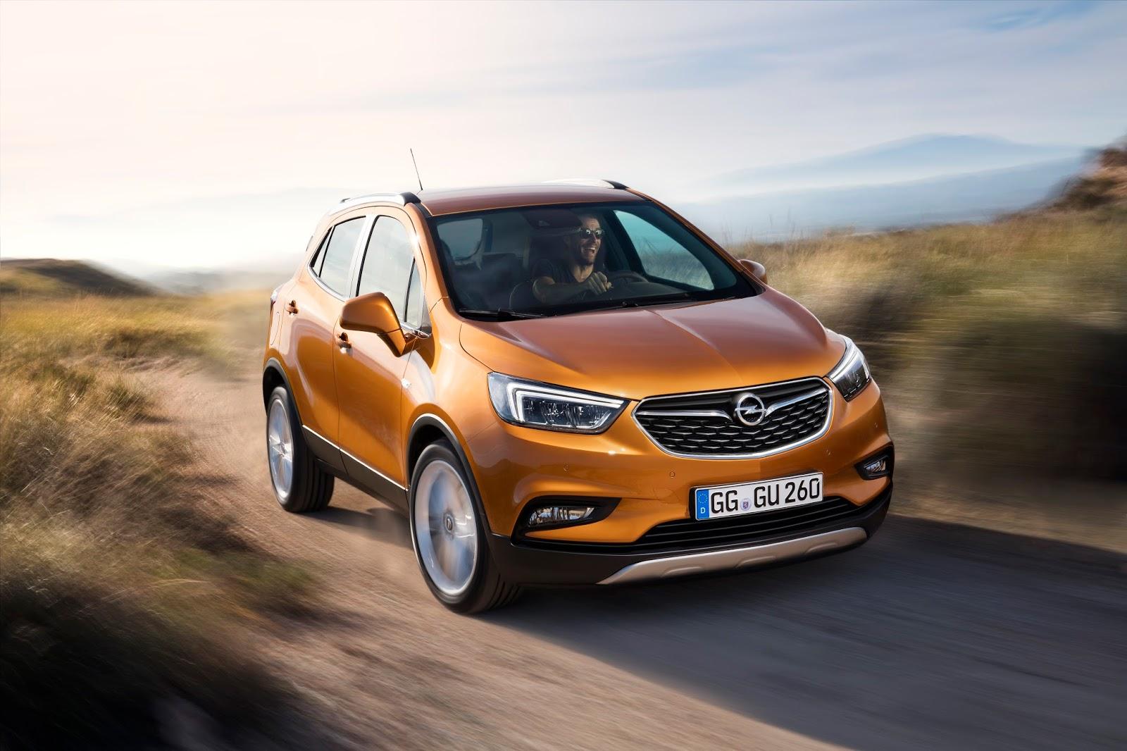 Opel Mokka X 299139 Το Νέο Opel Mokka X έρχεται με τετρακίνηση και 152 ίππους από τον 1.4 Direct Injection Turbo compact SUV, Opel, Opel Mokka, SUV