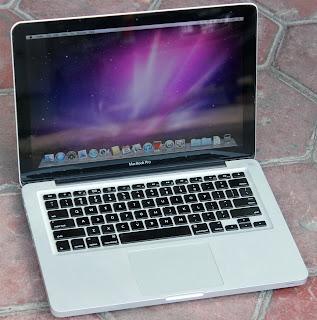 MacBook Pro Core2Duo 13-inch Bekas di Malang