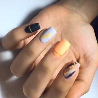 Patriotic Nail Designs